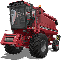 Case IH 1660 Axial-Flow