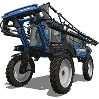 New Holland SP 400 F